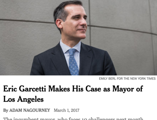 """""""Can Los Angeles Homelessness Be Solved? The Mayor Thinks So"""""""