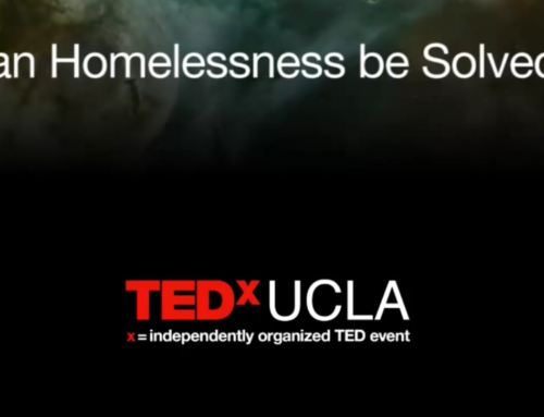 Can homelessness be solved? John Maceri, Executive Director of The People Concern at TEDxUCLA
